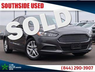 2016 Ford Fusion SE | San Antonio, TX | Southside Used in San Antonio TX