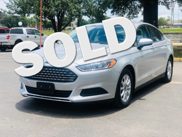 2016 Ford Fusion S in San Antonio, TX 78233