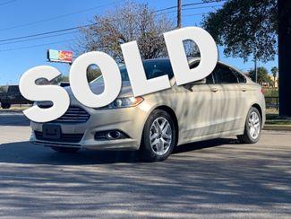 2016 Ford Fusion SE in San Antonio, TX 78233