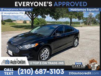 2016 Ford Fusion SE in San Antonio, TX 78237