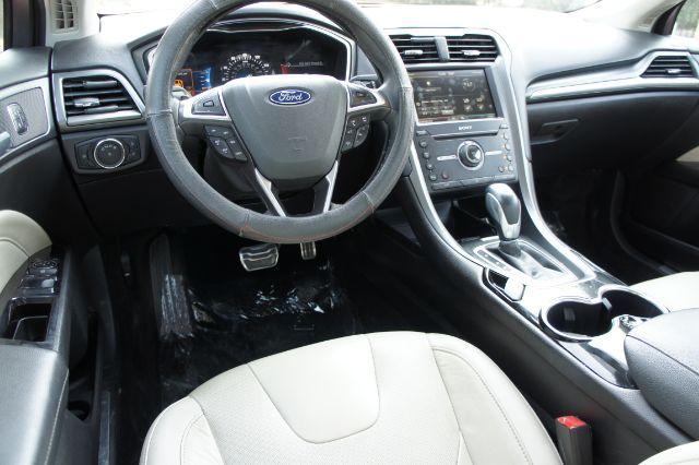 2016 Ford Fusion Titanium in San Antonio, TX 78233