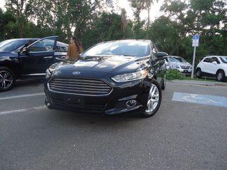 2016 Ford Fusion SE. NAVIGATION. LEATHER SEFFNER, Florida