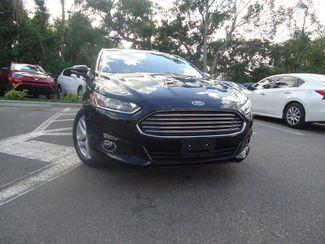 2016 Ford Fusion SE. NAVIGATION. LEATHER SEFFNER, Florida 10