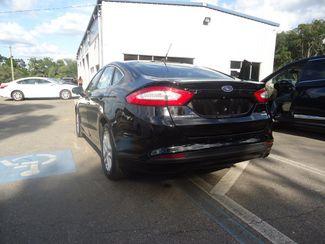 2016 Ford Fusion SE. NAVIGATION. LEATHER SEFFNER, Florida 12