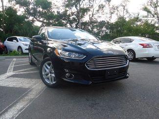 2016 Ford Fusion SE. NAVIGATION. LEATHER SEFFNER, Florida 9