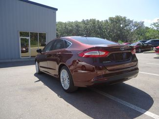 2016 Ford Fusion SE LUX PK. LEATHER. CAM. HTD SEATS SEFFNER, Florida 10