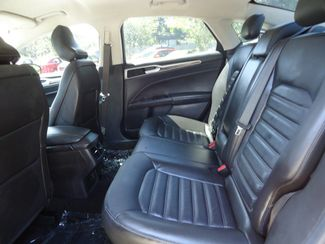 2016 Ford Fusion SE LUX PK. LEATHER. CAM. HTD SEATS SEFFNER, Florida 19