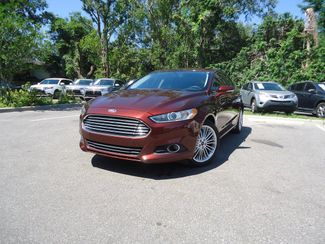 2016 Ford Fusion SE LUX PK. LEATHER. CAM. HTD SEATS SEFFNER, Florida 5