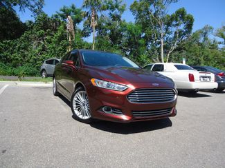 2016 Ford Fusion SE LUX PK. LEATHER. CAM. HTD SEATS SEFFNER, Florida 8