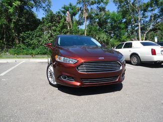 2016 Ford Fusion SE LUX PK. LEATHER. CAM. HTD SEATS SEFFNER, Florida 9