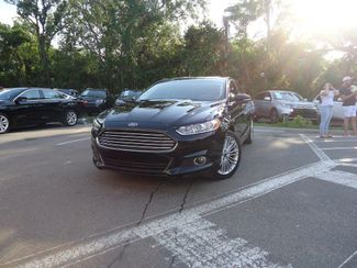 2016 Ford Fusion 2.0 TURBO. LEATHER. NAVI. SUNROOF SEFFNER, Florida