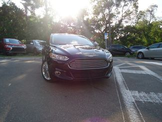 2016 Ford Fusion 2.0 TURBO. LEATHER. NAVI. SUNROOF SEFFNER, Florida 11