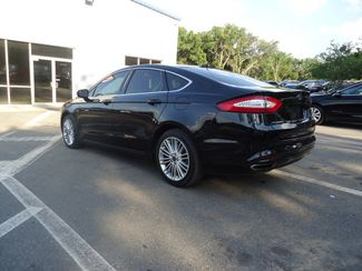 2016 Ford Fusion 2.0 TURBO. LEATHER. NAVI. SUNROOF SEFFNER, Florida 12