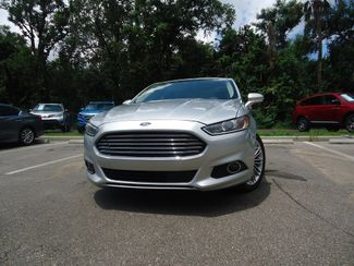 2016 Ford Fusion SE 2.0t. LEATHER. NAVIGATION SEFFNER, Florida