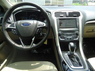 2016 Ford Fusion SE 2.0t. LEATHER. NAVIGATION SEFFNER, Florida 23