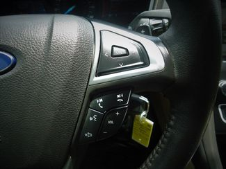 2016 Ford Fusion SE 2.0t. LEATHER. NAVIGATION SEFFNER, Florida 26
