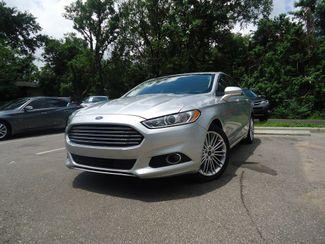 2016 Ford Fusion SE 2.0t. LEATHER. NAVIGATION SEFFNER, Florida 6