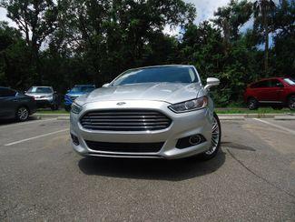 2016 Ford Fusion SE 2.0t. LEATHER. NAVIGATION SEFFNER, Florida 7