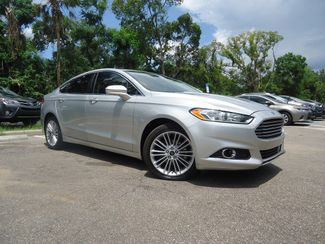 2016 Ford Fusion SE 2.0t. LEATHER. NAVIGATION SEFFNER, Florida 8