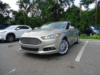 2016 Ford Fusion SE LUXURY. LEATHER. NAVI. HTD SEATS SEFFNER, Florida 5