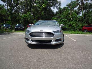 2016 Ford Fusion SE SEFFNER, Florida