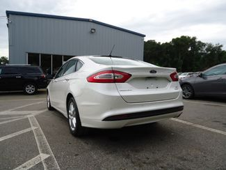 2016 Ford Fusion SE LUXURY. LEATHER. NAVIGATION. HTD SEATS SEFFNER, Florida 11