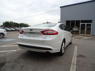 2016 Ford Fusion SE LUXURY. LEATHER. NAVIGATION. HTD SEATS SEFFNER, Florida 14