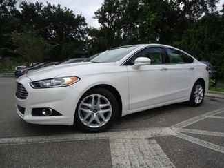 2016 Ford Fusion SE LUXURY. LEATHER. NAVIGATION. HTD SEATS SEFFNER, Florida 5