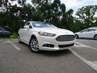 2016 Ford Fusion SE LUXURY. LEATHER. NAVIGATION. HTD SEATS SEFFNER, Florida 8