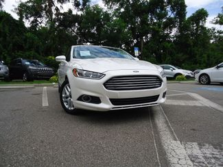 2016 Ford Fusion SE LUXURY. LEATHER. NAVIGATION. HTD SEATS SEFFNER, Florida 9