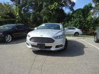 2016 Ford Fusion SE LEATHER. NAVIGATION. SUNROOF. WHEELS SEFFNER, Florida
