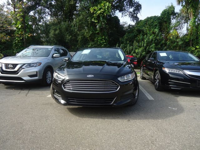 2016 Ford Fusion SE SEFFNER, Florida 6