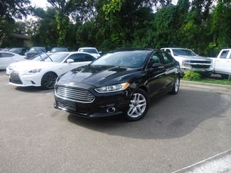2016 Ford Fusion SE LEATHER SEFFNER, Florida