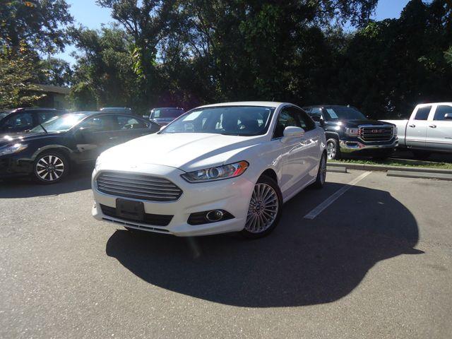 2016 Ford Fusion Titanium SEFFNER, Florida 6