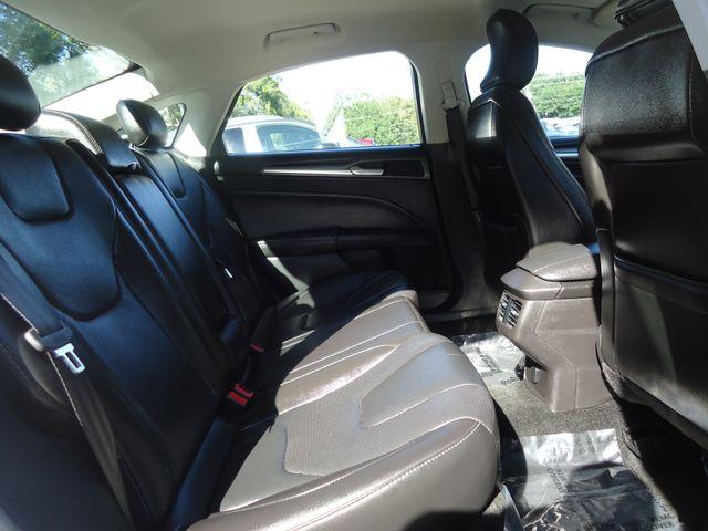 2016 Ford Fusion Titanium SEFFNER, Florida 18