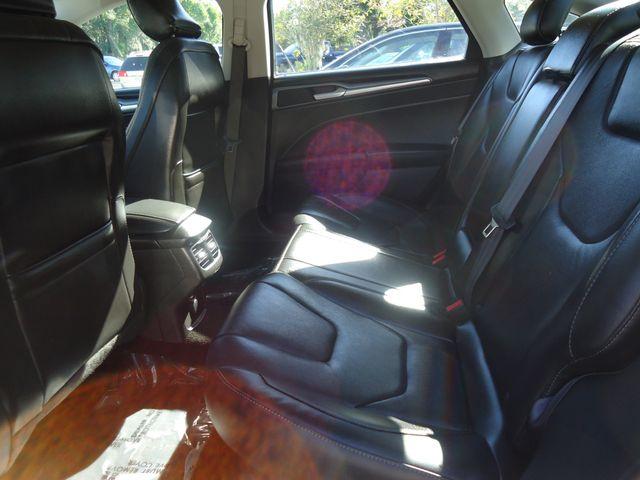 2016 Ford Fusion Titanium SEFFNER, Florida 20