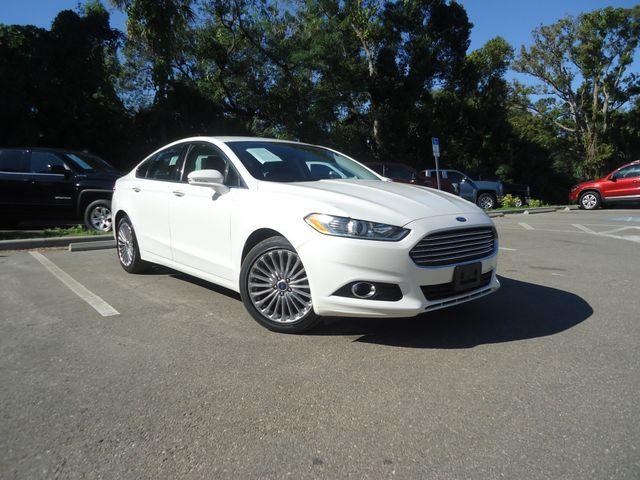 2016 Ford Fusion Titanium SEFFNER, Florida 9