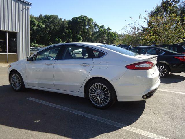 2016 Ford Fusion Titanium SEFFNER, Florida 11