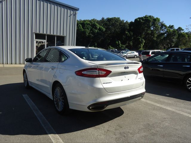2016 Ford Fusion Titanium SEFFNER, Florida 12