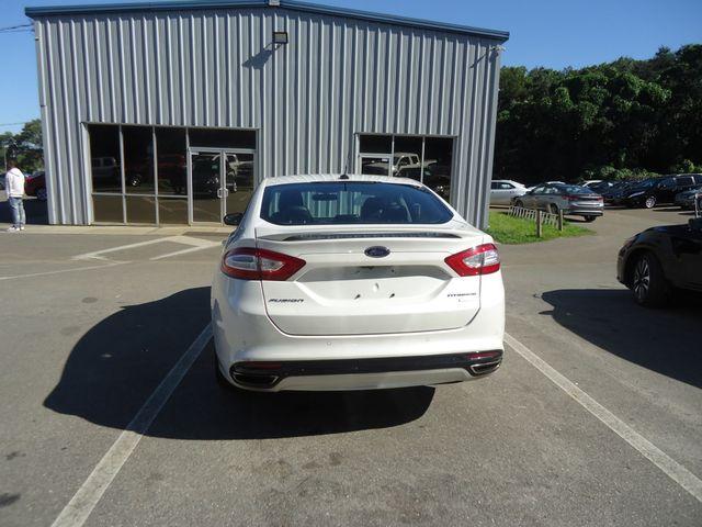 2016 Ford Fusion Titanium SEFFNER, Florida 13