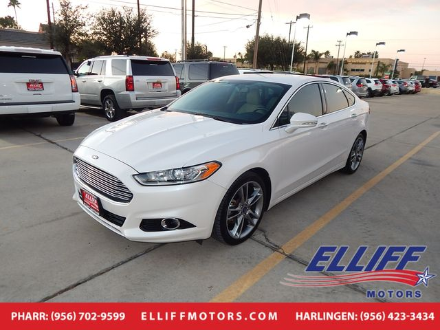 2016 Ford Fusion Titanium in Harlingen, TX 78550