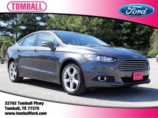 2016 Ford Fusion SE in Tomball, TX 77375