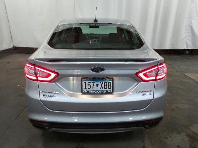 2016 Ford Fusion Titanium  in Victoria, MN