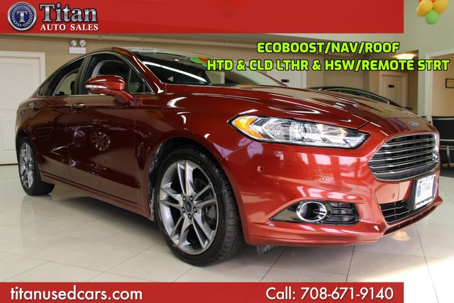 2016 Ford Fusion Titanium in Worth, IL 60482