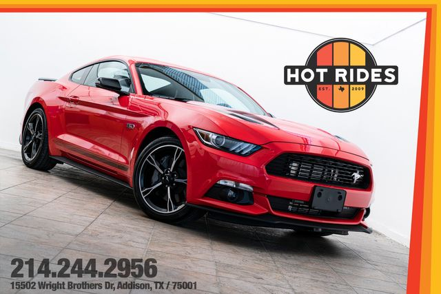 2016 Ford Mustang 5.0 GT Premium California Special Supercharged in Addison, TX 75001