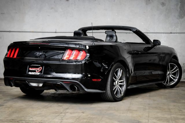 2016 Ford Mustang EcoBoost Premium in Addison, TX 75001