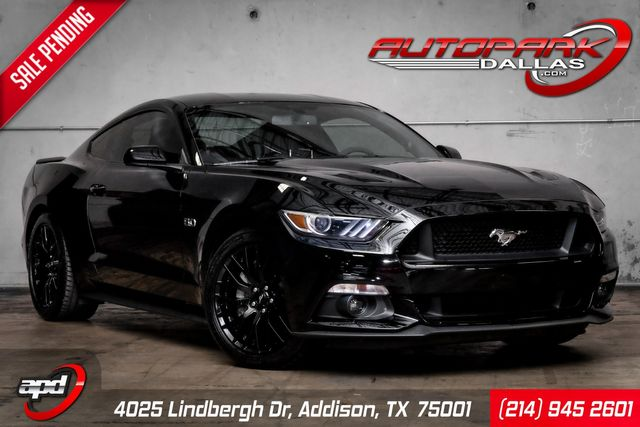 2016 Ford Mustang GT Premium Package