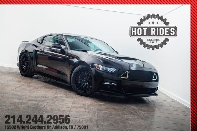 2016 Ford Mustang GT 5.0 VMP Supercharged Over 700 HP