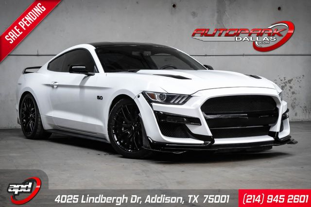 """2016 Ford Mustang GT """"GT500 Style"""""""