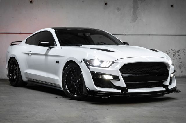 """2016 Ford Mustang GT """"GT500 Style"""" in Addison, TX 75001"""